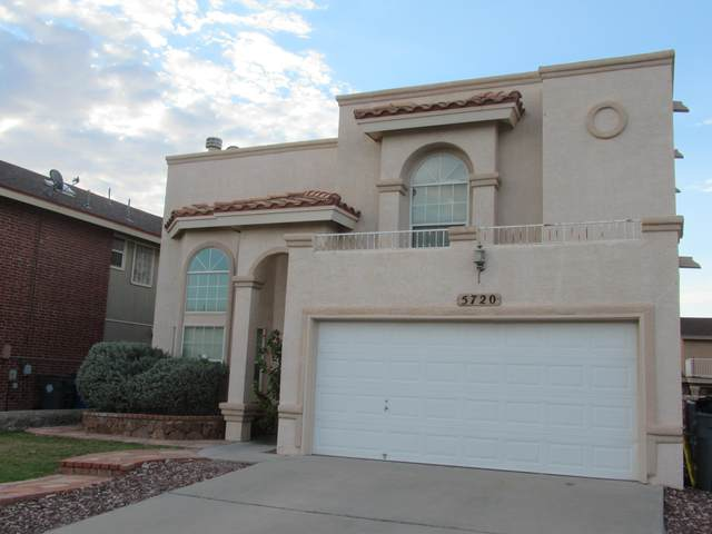 5720 Michael P Anderson Lane, El Paso, TX 79934 (MLS #832373) :: Mario Ayala Real Estate Group
