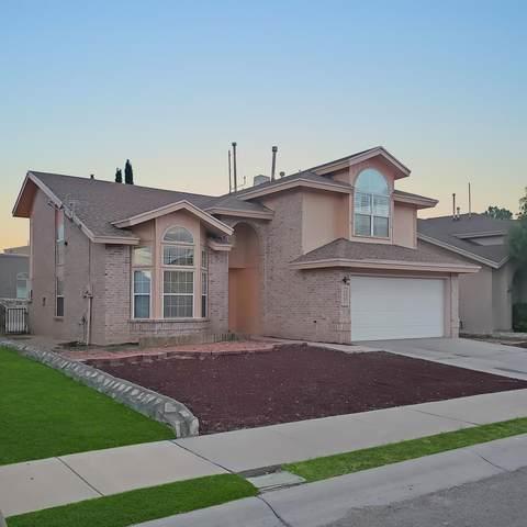 2037 Shadow Ridge Drive, El Paso, TX 79938 (MLS #832382) :: The Matt Rice Group