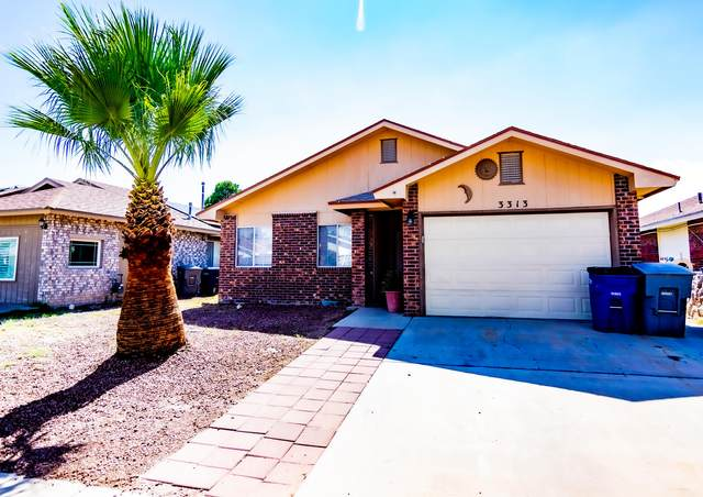 3313 Martina Place, El Paso, TX 79936 (MLS #832396) :: Mario Ayala Real Estate Group