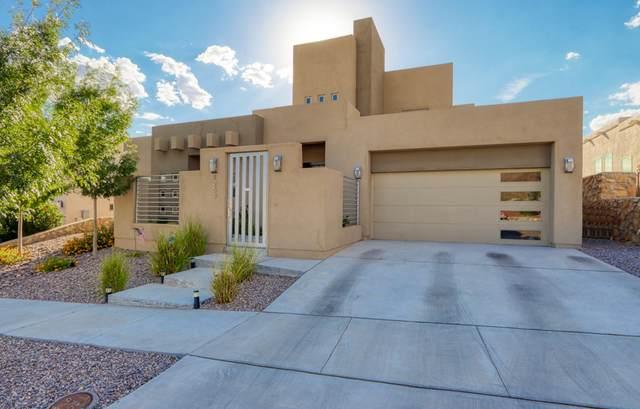 1263 Hidden Desert Lane, El Paso, TX 79912 (MLS #832401) :: The Matt Rice Group