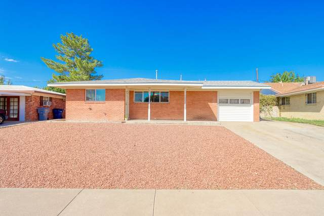 10008 Chezelle Drive, El Paso, TX 79925 (MLS #832402) :: Jackie Stevens Real Estate Group brokered by eXp Realty