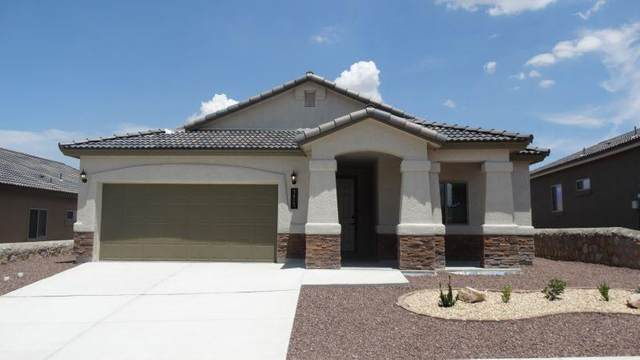 11575 Leonor Duran Street, El Paso, TX 79927 (MLS #832427) :: Preferred Closing Specialists