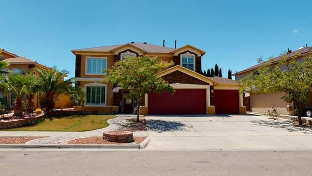13476 Emerald Manor Drive, Horizon City, TX 79928 (MLS #832437) :: The Matt Rice Group