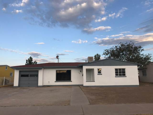 521 Cortez Drive, El Paso, TX 79905 (MLS #832449) :: Mario Ayala Real Estate Group
