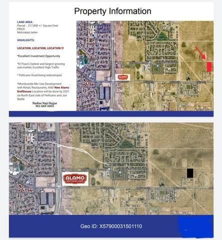 TBD Tbd, El Paso, TX 79938 (MLS #832459) :: Preferred Closing Specialists