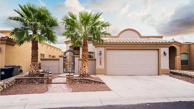 11590 Saint Thomas Way, El Paso, TX 79936 (MLS #832469) :: Mario Ayala Real Estate Group