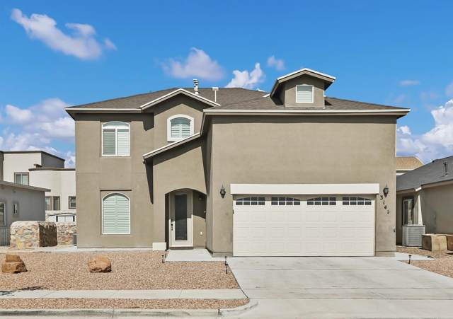 3141 Red Orchard Drive, El Paso, TX 79938 (MLS #832490) :: Preferred Closing Specialists
