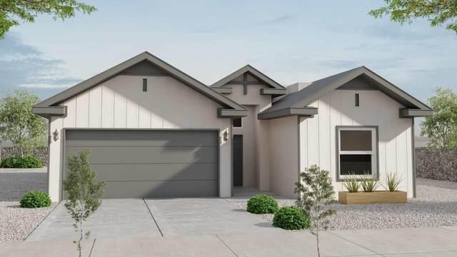 916 Greenbury Place, El Paso, TX 79928 (MLS #832509) :: The Matt Rice Group