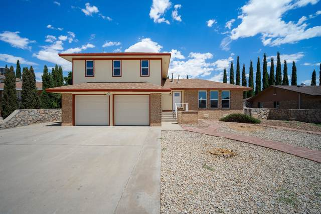 11371 Quintana Drive, El Paso, TX 79936 (MLS #832521) :: Jackie Stevens Real Estate Group brokered by eXp Realty