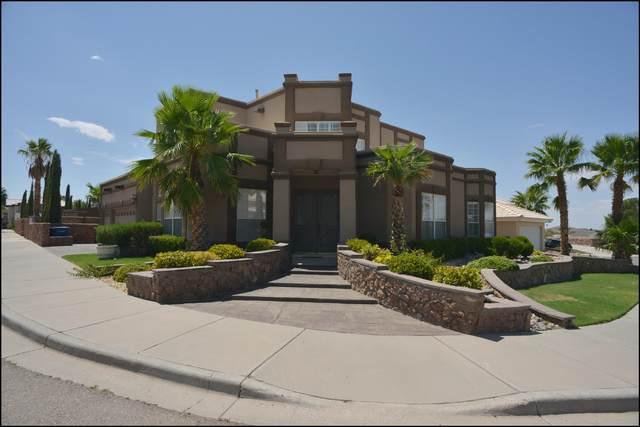 7167 Seco Palm Street, El Paso, TX 79912 (MLS #832523) :: Preferred Closing Specialists