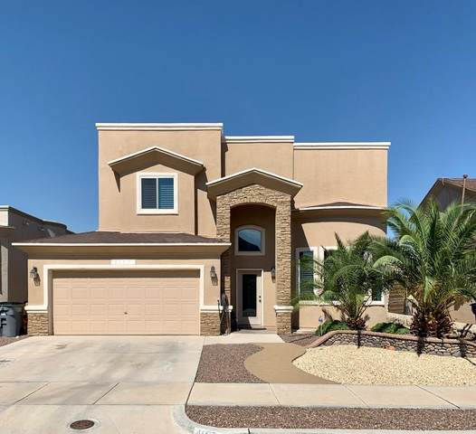 3157 Green Harvest Drive, El Paso, TX 79938 (MLS #832541) :: Preferred Closing Specialists