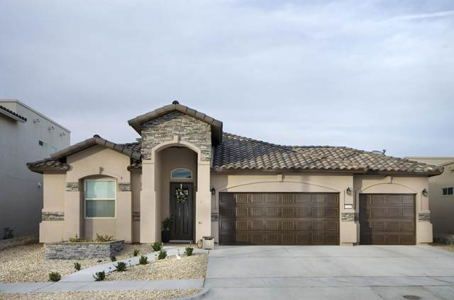 12829 Indian Canyon Drive, Horizon City, TX 79928 (MLS #832543) :: The Matt Rice Group