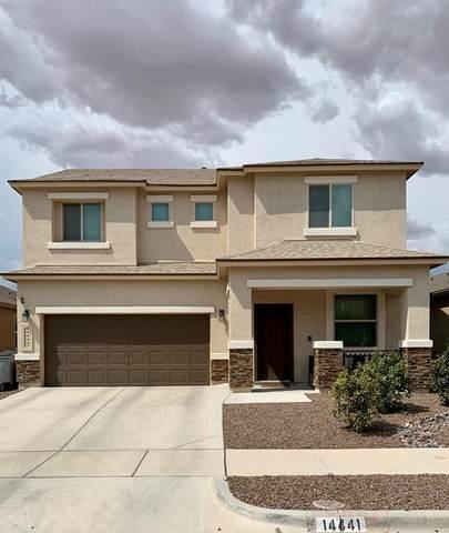 14441 Fernando Zubia Avenue, El Paso, TX 79938 (MLS #832564) :: The Matt Rice Group