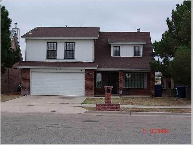 11522 Jerry Lewis Way, El Paso, TX 79936 (MLS #832582) :: Mario Ayala Real Estate Group