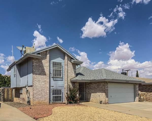 5737 Stan Musial Court, El Paso, TX 79934 (MLS #832595) :: Mario Ayala Real Estate Group