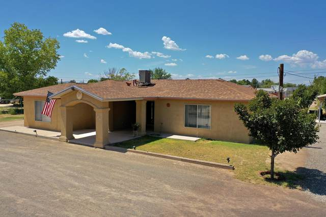 685 Fray Vargas Road, Socorro, TX 79927 (MLS #832618) :: Mario Ayala Real Estate Group