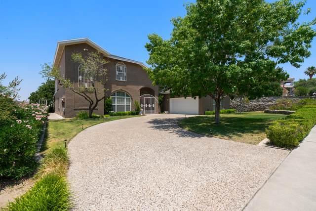 5583 Buckley Drive, El Paso, TX 79912 (MLS #832628) :: Mario Ayala Real Estate Group