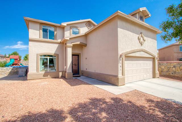 2161 Shreya Street, El Paso, TX 79938 (MLS #832629) :: The Matt Rice Group