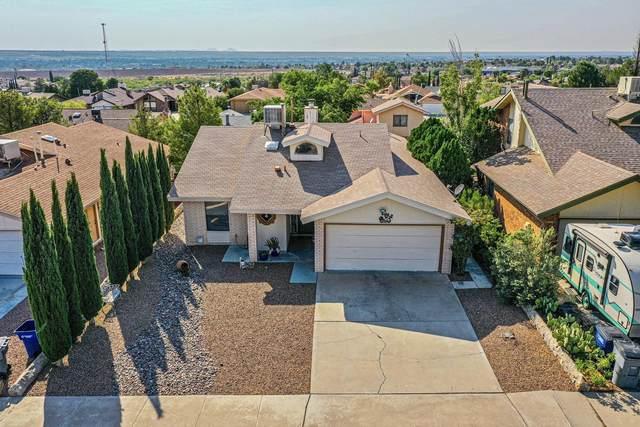 645 Abington Drive, El Paso, TX 79912 (MLS #832647) :: Preferred Closing Specialists