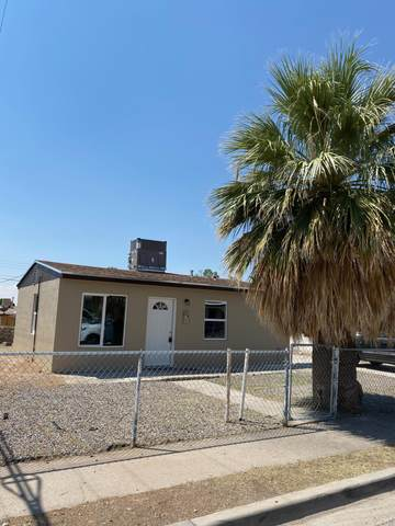 7808 Hacienda Avenue, El Paso, TX 79915 (MLS #832654) :: The Matt Rice Group