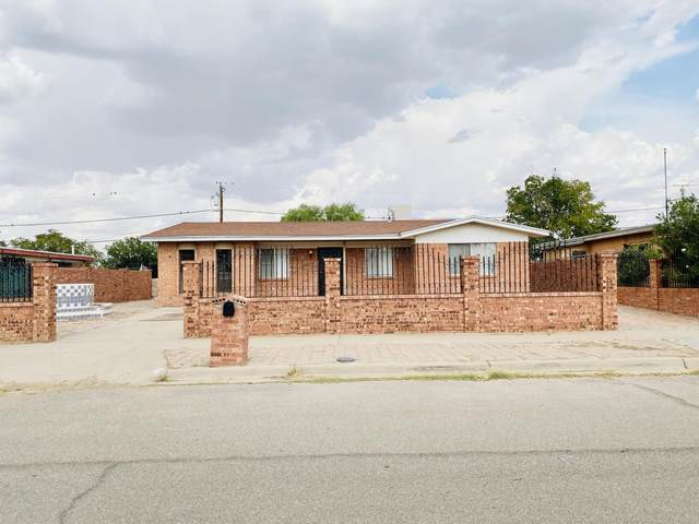 266 Romeria Drive, El Paso, TX 79907 (MLS #832664) :: Mario Ayala Real Estate Group
