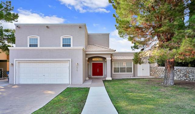 629 Moondale Drive, El Paso, TX 79912 (MLS #832670) :: Preferred Closing Specialists