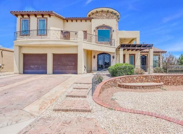 5008 Jardines Place, El Paso, TX 79932 (MLS #832677) :: The Matt Rice Group