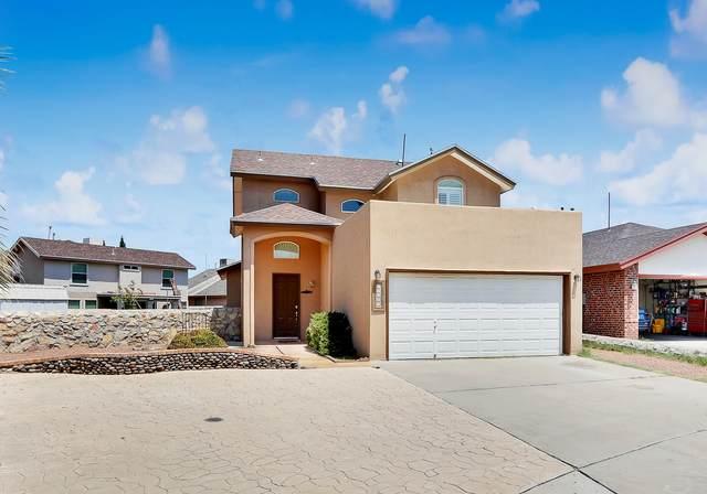 12389 Paseo Corto Circle, El Paso, TX 79928 (MLS #832686) :: Mario Ayala Real Estate Group