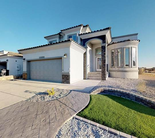 13404 Emerald Rose Court, El Paso, TX 79928 (MLS #832711) :: Jackie Stevens Real Estate Group brokered by eXp Realty