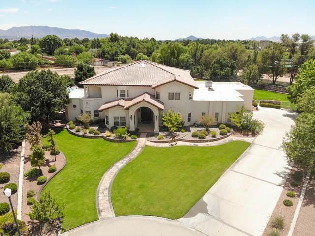 930 Vereda Del Valle Avenue, El Paso, TX 79932 (MLS #832715) :: Mario Ayala Real Estate Group