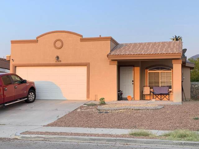 11309 Charles Reynolds Lane, El Paso, TX 79934 (MLS #832727) :: The Matt Rice Group
