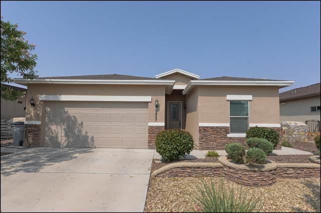 6457 Harapon Street, El Paso, TX 79932 (MLS #832742) :: The Matt Rice Group