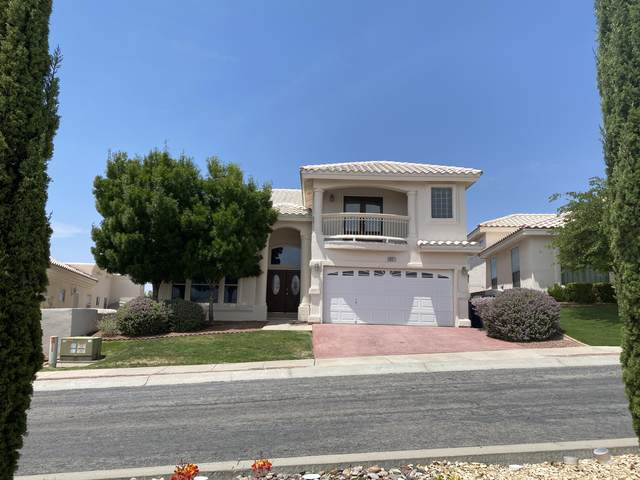 1637 Via Appia Street, El Paso, TX 79912 (MLS #832750) :: Preferred Closing Specialists