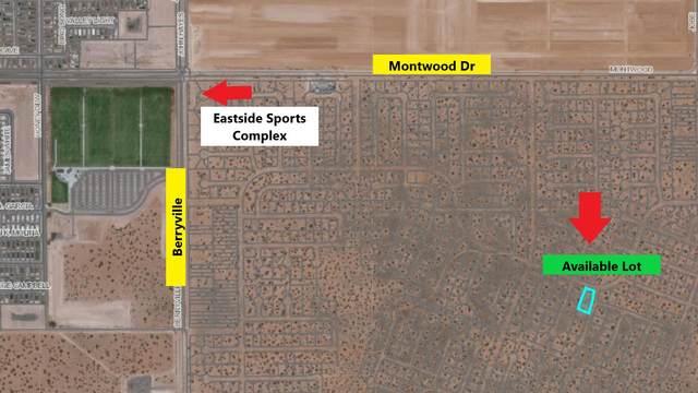 0 Quiguite, El Paso, TX 79938 (MLS #832752) :: Summus Realty
