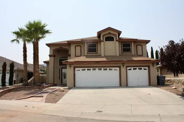 10909 Bullseye Street, El Paso, TX 79934 (MLS #832753) :: The Matt Rice Group