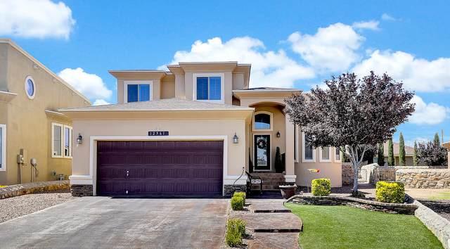 12961 Pleasant Manor Court, El Paso, TX 79938 (MLS #832761) :: Preferred Closing Specialists