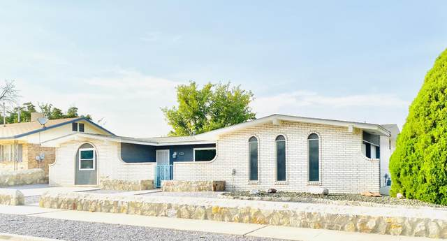 10697 Birthstone Drive, El Paso, TX 79935 (MLS #832765) :: Jackie Stevens Real Estate Group brokered by eXp Realty