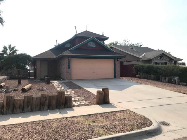 5469 Fire Ridge Circle, El Paso, TX 79932 (MLS #832772) :: Mario Ayala Real Estate Group