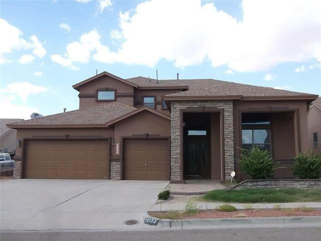 12133 Rathmore Drive, Horizon City, TX 79928 (MLS #832775) :: Preferred Closing Specialists