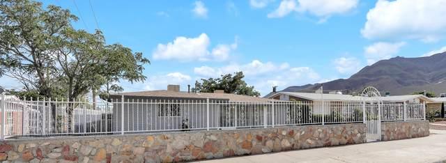 2818 Tyler Avenue, El Paso, TX 79930 (MLS #832778) :: Mario Ayala Real Estate Group