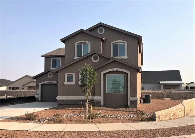 5932 Hidden Palms Street, El Paso, TX 79924 (MLS #832785) :: The Matt Rice Group