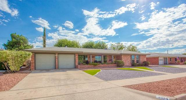 9104 W H Burges Drive, El Paso, TX 79925 (MLS #832802) :: The Matt Rice Group