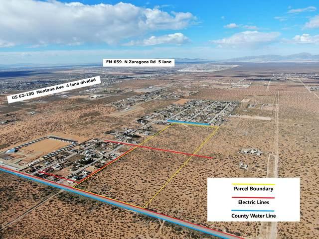 4583 Oleary Drive, El Paso, TX 79938 (MLS #832815) :: The Matt Rice Group