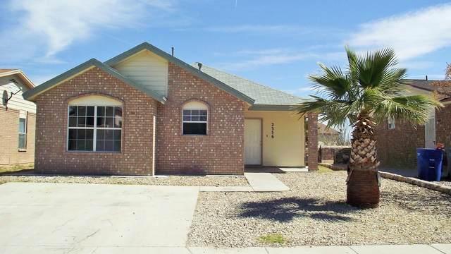 2356 Tierra Blanda Drive, El Paso, TX 79938 (MLS #832846) :: The Matt Rice Group