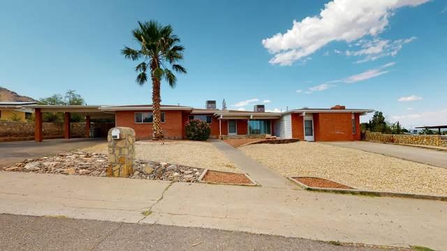 3217 El Morro Road, El Paso, TX 79904 (MLS #832851) :: The Matt Rice Group