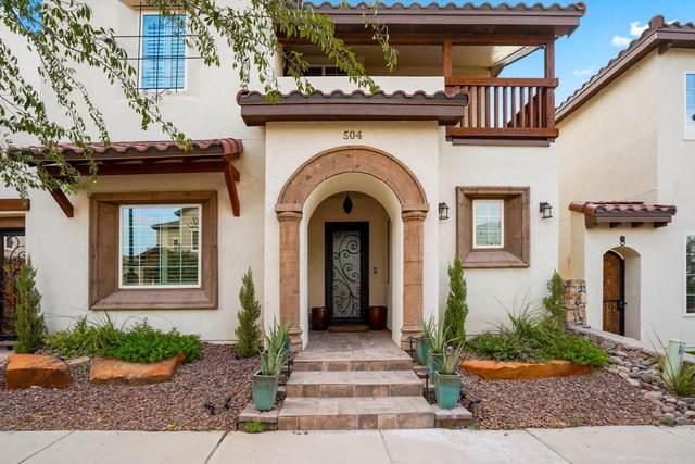 504 S Festival Drive, El Paso, TX 79912 (MLS #832854) :: Mario Ayala Real Estate Group