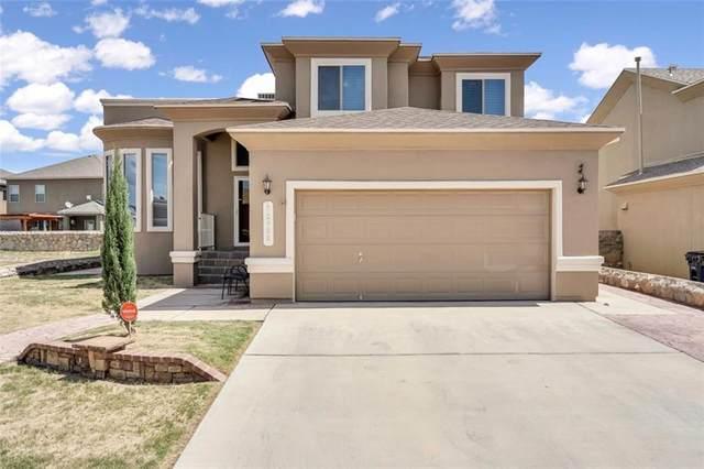 12908 Hidden Grove Drive, El Paso, TX 79938 (MLS #832856) :: The Matt Rice Group