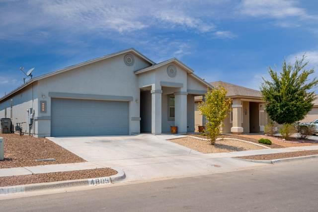 4805 Gabriel Anthony Place, El Paso, TX 79938 (MLS #832868) :: The Matt Rice Group