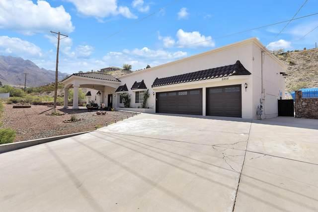 5856 Lawndale Drive, El Paso, TX 79912 (MLS #832879) :: Preferred Closing Specialists