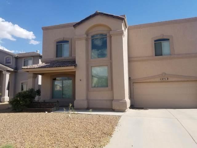 12712 Destiny Avenue, El Paso, TX 79938 (MLS #832881) :: Preferred Closing Specialists